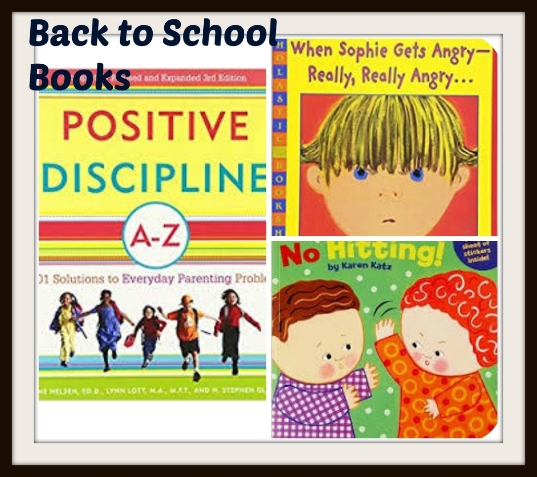 back to school book